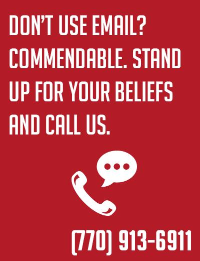 Testament Creative - Call Us
